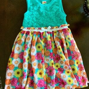 Little girls dressy dress!